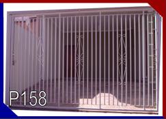 MODELO DE PORTÃO P158